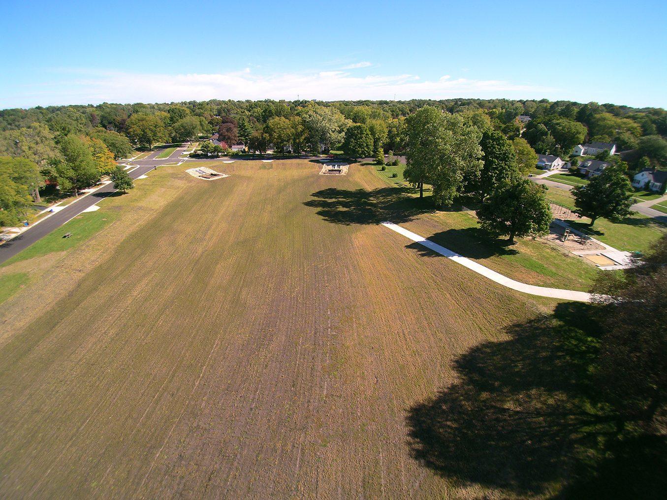Harmon Park Drainage Improvements Phase 2