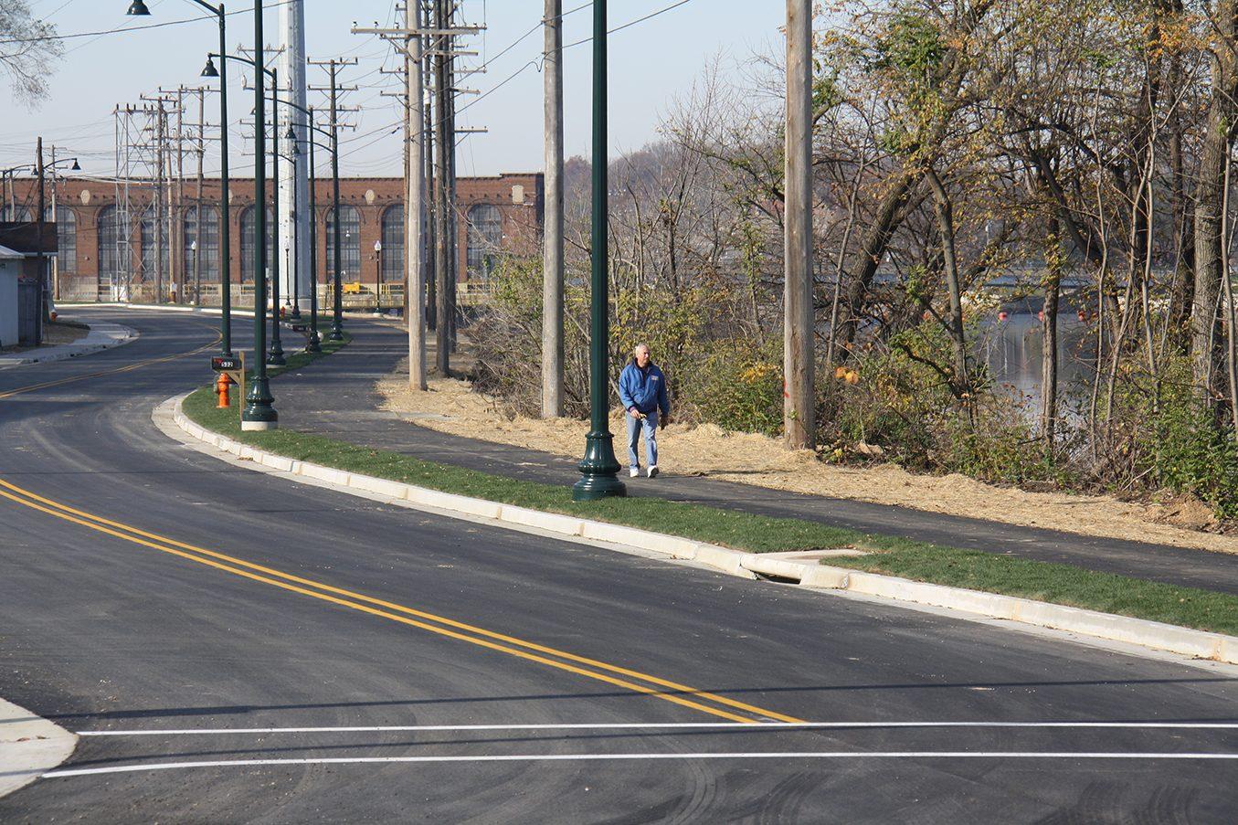 Dixon River Street Reconstruction