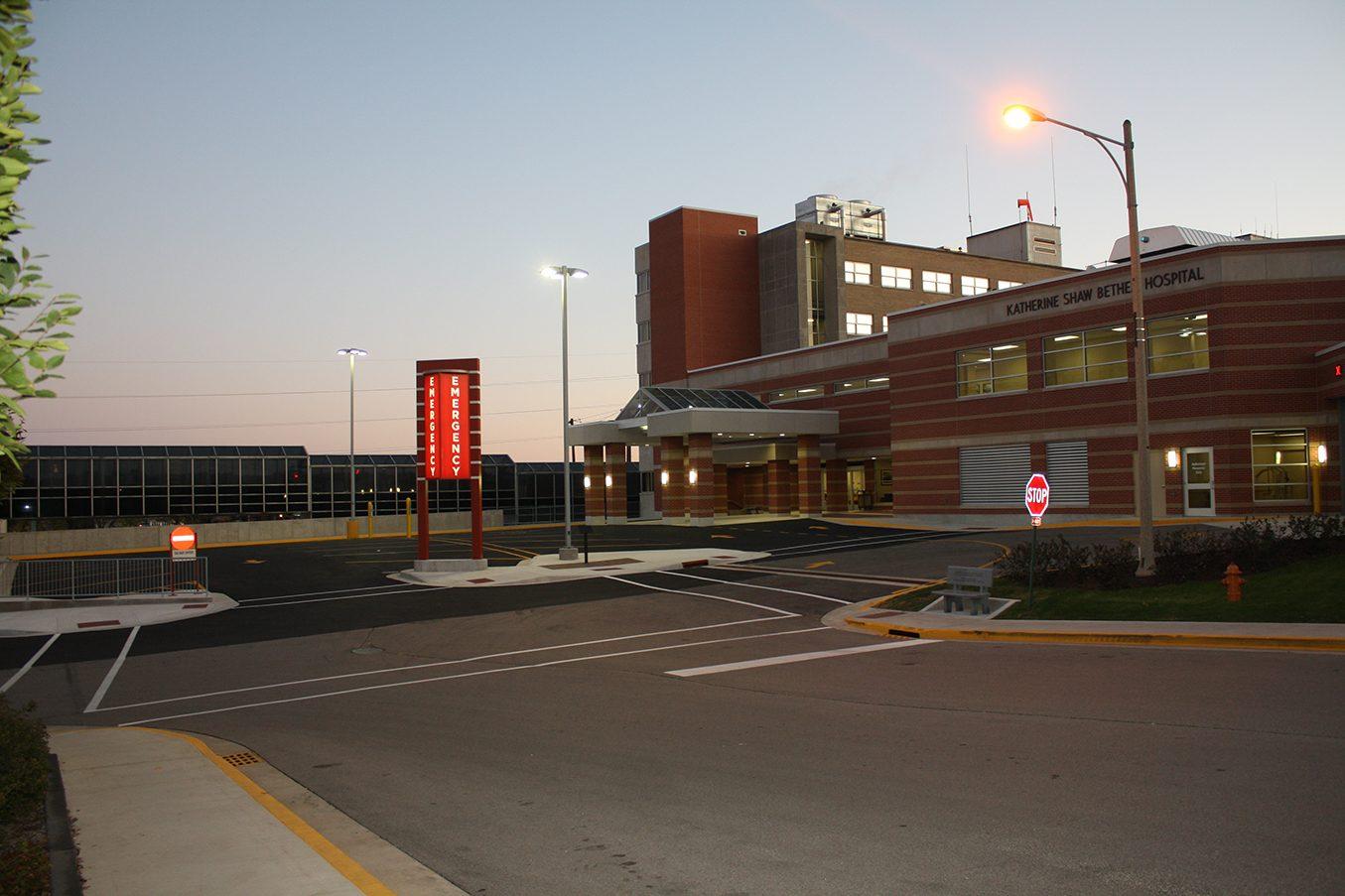 KSB Hospital Parking Lot Expansion