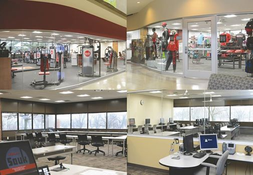 Over 75 Projects Completed at Sauk Valley Community College