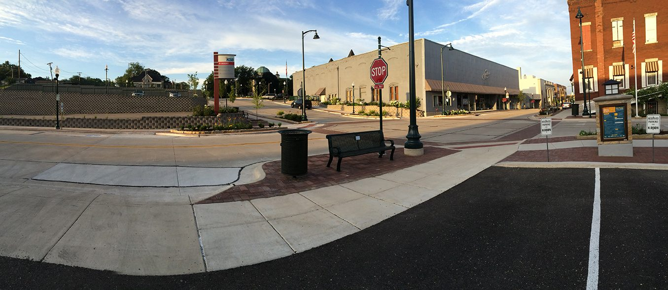 City of Dixon Downtown 2014 Streetscape